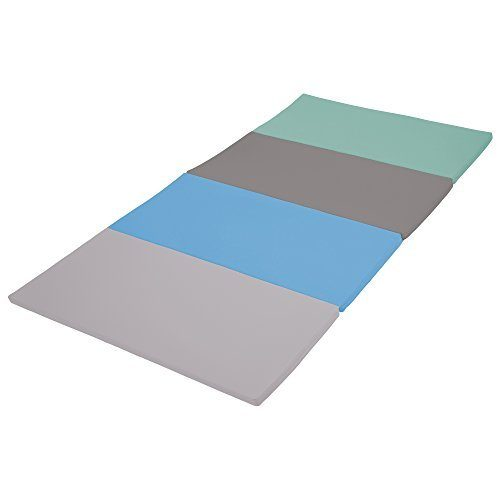 Early Childhood Resources ELR-12208-CT 4 x 8 in. SoftZone Runway Tumbling Mat Contemporary