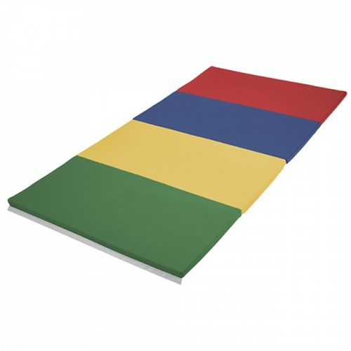 Early Childhood Resources ELR-12208-GN 4 x 8 in. SoftZone Runway Tumbling Mat Green