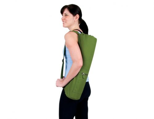 Ecowise 80201 Yoga Mat Bag - Forest