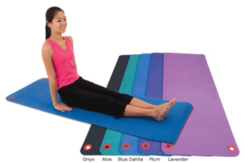 Ecowise 84105 Essential Workout and Fitness Mat- Lavender
