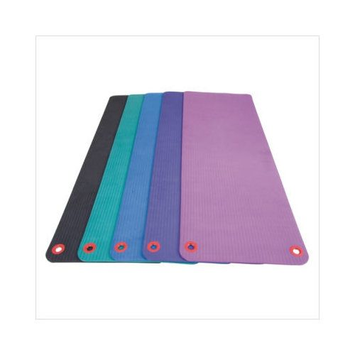 Ecowise 84201 Workout and Fitness Mat- Blue Dahlia