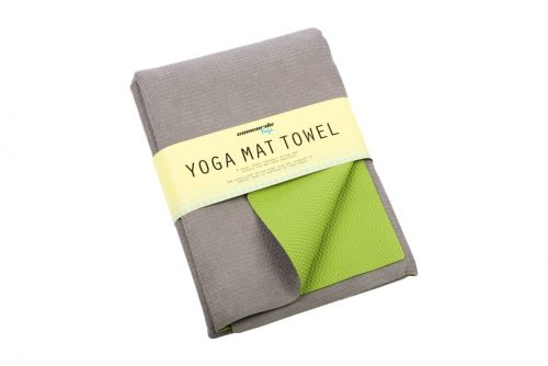 Educators Resource AHLGM2 Yoga Mat Towel with Carry Bag
