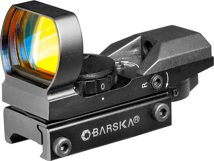 Electro Sight 1x, 22mm x 33mm Riflescope
