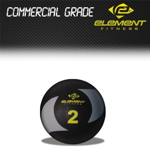 Element Fitness E-100-MEDB2 Commercial Medicine Balls 2 lbs.