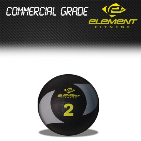 Element Fitness E-100-MEDB4 Commercial Medicine Balls 4 lbs.