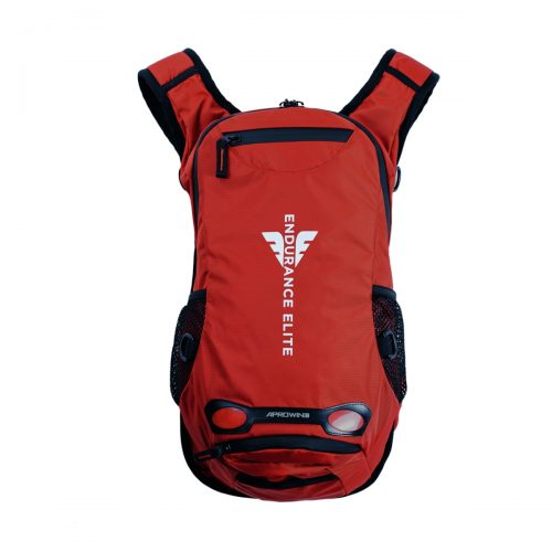Endurance Elite EWB1000BTL-RED Condor Sports Backpack with Bluetooth Speaker - Red