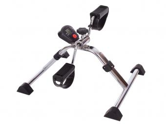 Essential Medical P3101 Folding Pedal Exerciser with Tracking Meter - Tool Free