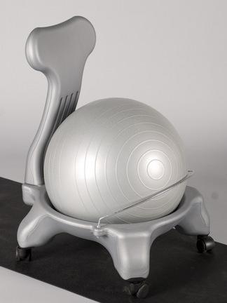 Exercise Balance Ball Chair