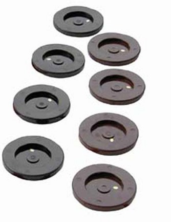 Extra Set Of Discs for the Aluminum Cue Shuffleboard Set