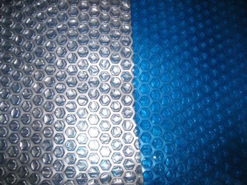 Fitmax iPool Solar Blanket - Silver - Blue