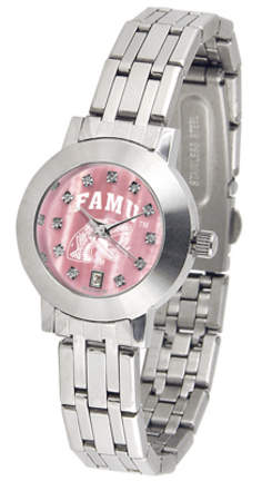 Florida A & M Rattlers Dynasty Ladies Watch with Mother of Pearl Dial