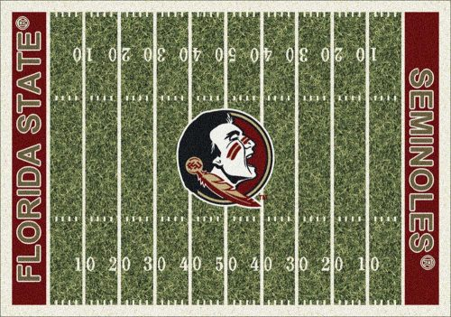 "Florida State Seminoles 3' 10"" x 5' 4"" Home Field Area Rug"