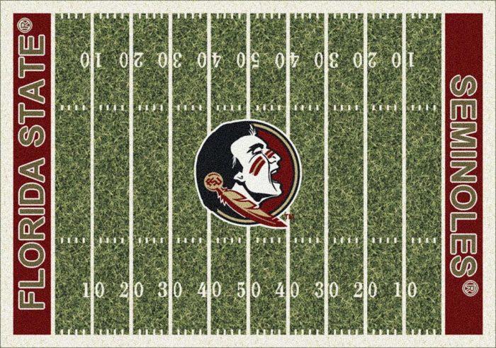 "Florida State Seminoles 3' 10"" x 5' 4"" Home Field Area Rug"