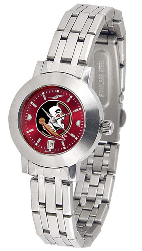 Florida State Seminoles Dynasty AnoChrome Ladies Watch