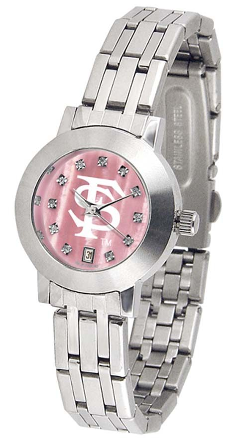 Florida State Seminoles Dynasty Ladies Watch with Mother of Pearl Dial