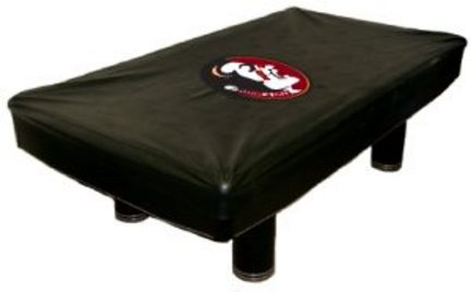 Florida State Seminoles MVP Universal Fit Billiard Table Cover