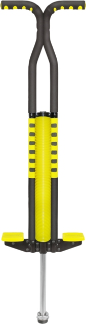 Flybar 14847-2015 Foam Master Pogo stick With Digital Pogo Stick Counter yellow-black