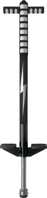 Flybar 14847-2050 Foam Maverick Pogo stick With Digital Pogo Stick Counter silver-black