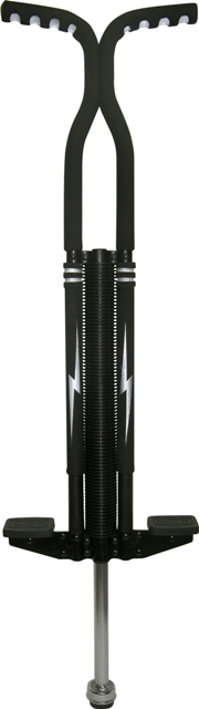 Flybar 14847-2060 Foam Master Pogo stick With Digital Pogo Stick Counter Black