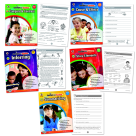 Frank Schaffer Spotlight On Reading Book Set - Grades 3 To 4