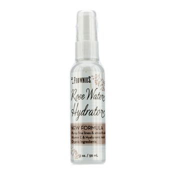 Frownies 170599 2 oz Rose Water Hydrator Skincare