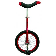 Fun 659311 Red 16 in. Unicycle with Alloy Rim