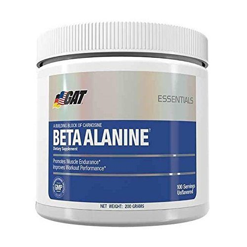 GAT 370093 Beta Alanine Supplement - 100 Serving