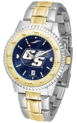 Georgia Southern Eagles Competitor AnoChrome Two Tone Watch
