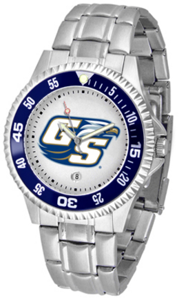 Georgia Southern Eagles Competitor Men's Watch with Steel Band