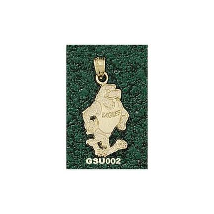 "Georgia Southern Eagles ""Eagle"" 3/4"" Pendant - 10KT Gold Jewelry"