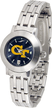 Georgia Tech Yellow Jackets Dynasty AnoChrome Ladies Watch