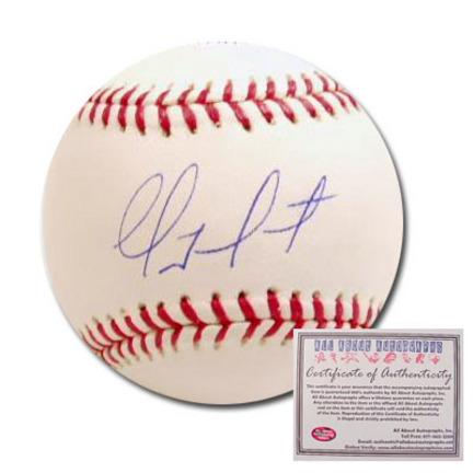 Geovany Soto Autographed Rawlings MLB Baseball