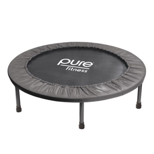 Global Quality Brands 9038MT 38 in. Pure Fitness Mini Trampoline Rebounder