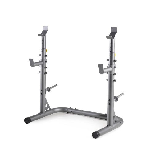 Golds Gym GGBE20615 XRS 20 Olympic Workout Squat Rack
