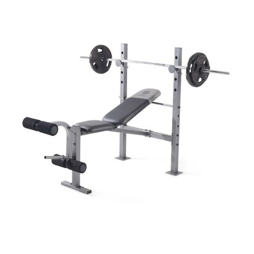 Golds Gym GGBE60610 XR 6.1 Weight Bench