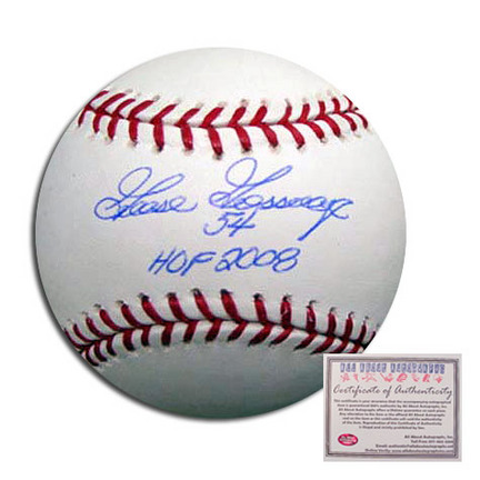 "Goose Gossage New York Yankees Autographed Rawlings Baseball with ""HOF 2008"" and ""54"" Inscriptions"