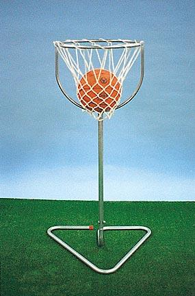 Grade School Adjustable Basketball Goal