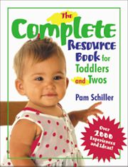 Gryphon House 16927 Complete The Complete Resource Book For Toddlers & Twos