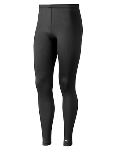 Hanes KMC2 Duofold Varitherm Mid-Weight Mens Base-Layer Thermal Underwear Size Small Black