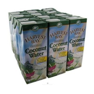 Harvest Bay BG14149 Harvest Bay Coconut Water - 12x33.8OZ