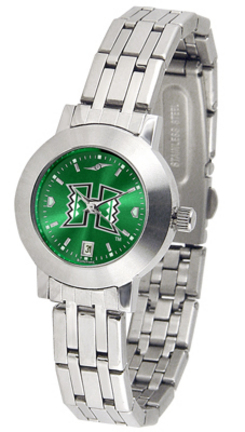 Hawaii Rainbow Warriors Dynasty AnoChrome Ladies Watch
