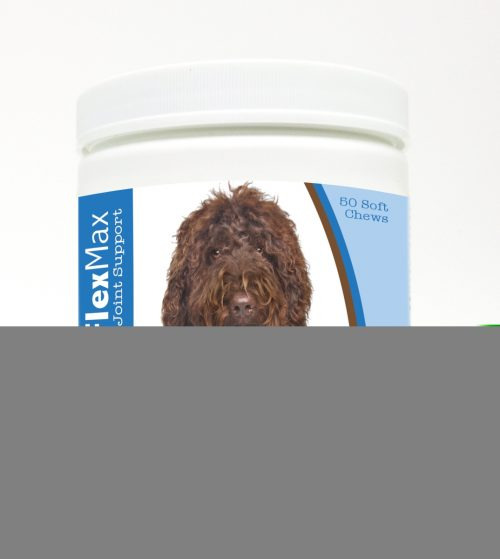 Healthy Breeds 840235110231 Labradoodle Z-Flex Max Hip & Joint Soft Chews - 50 Count