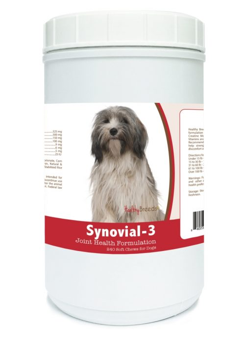 Healthy Breeds 840235115847 Tibetan Terrier Synovial-3 Joint Health Formulation 240 Count