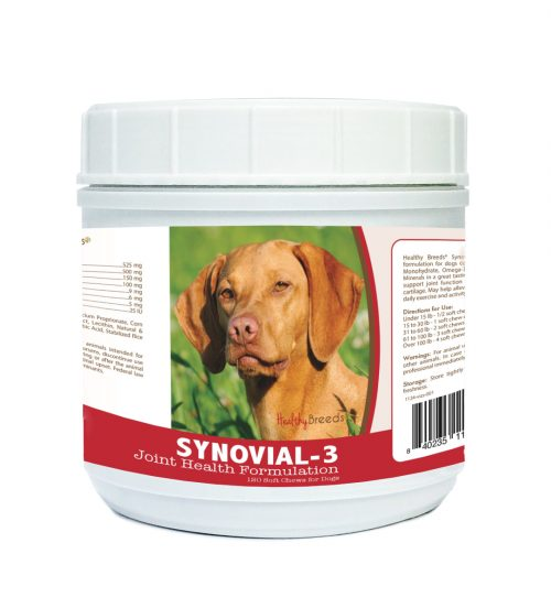 Healthy Breeds 840235116004 Vizsla Synovial-3 Joint Health Formulation 120 Count