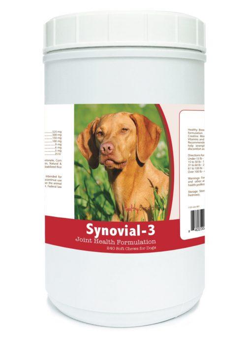 Healthy Breeds 840235116011 Vizsla Synovial-3 Joint Health Formulation 240 Count