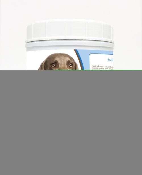 Healthy Breeds 840235116158 Weimaraner Z-Flex Max Hip & Joint Soft Chews 170 Count