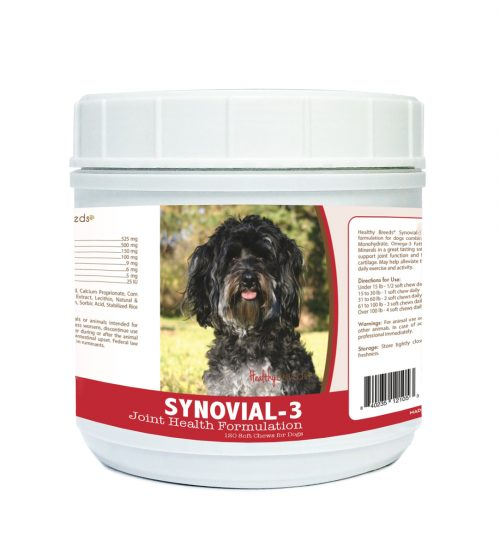 Healthy Breeds 840235121053 Maltipoo Synovial-3 Joint Health Formulation - 120 Count