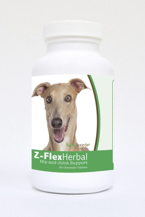 Healthy Breeds 840235122258 Italian Greyhound Natural Joint Support Chewable Tablets - 60 Count