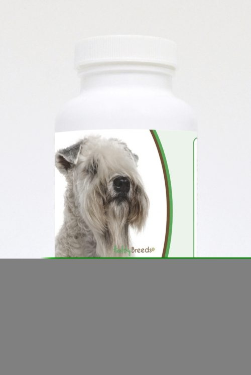 Healthy Breeds 840235124795 Soft Coated Wheaten Terrier Natural Joint Support Chewable Tablets - 60 Count