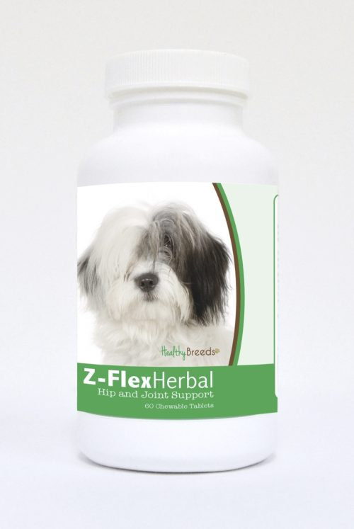 Healthy Breeds 840235124832 Old English Sheepdog Natural Joint Support Chewable Tablets - 60 Count